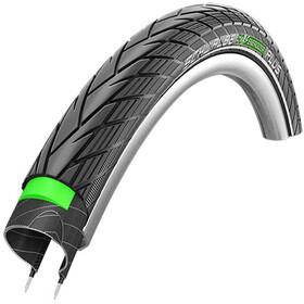 SCHWALBE Energizer Plus - Pneu vélo - Performance, 27.5 pouces, Twin, rigide, Reflex noir